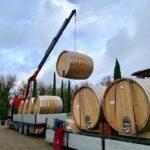 Il Colombaio di Cencio - Gaiole in Chianti (SI) - Scarico Botti