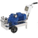 Pompa Liverani Major VA 60 con variatore di giri meccanico