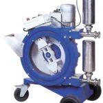 Pompa Peristaltica Mori AS100 completa di pressostato automatico e inverter