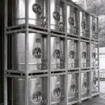 Paletank, serbatoi palettizzabili sovrapponibili per stoccaggio o trasporto